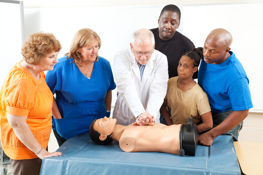 Emergency First Aid for Schools