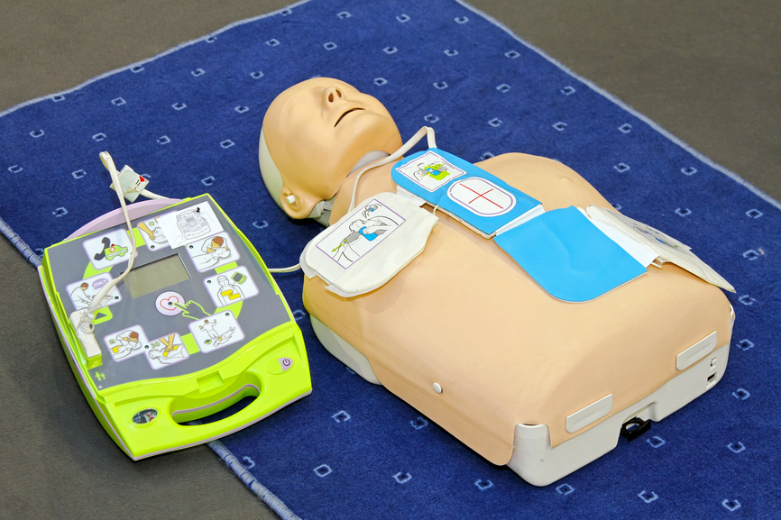 L2 Award in CPR and Automated External Defibrillation (QCF)